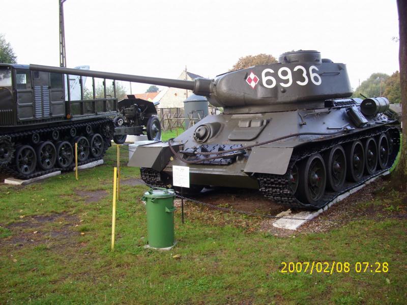 Lebuser Militärmuseum in Drzonów, Polen K800_d42