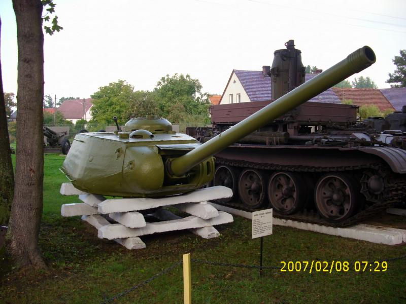 Lebuser Militärmuseum in Drzonów, Polen K800_d43