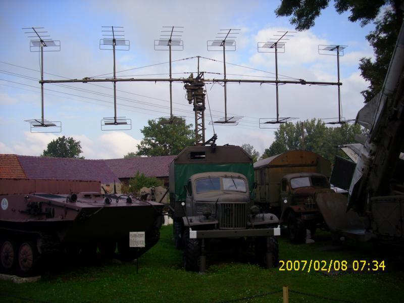 Lebuser Militärmuseum in Drzonów, Polen K800_d48