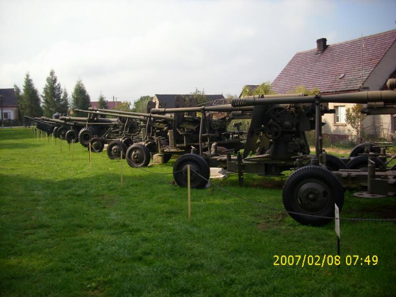 Lebuser Militärmuseum in Drzonów, Polen K800_d54