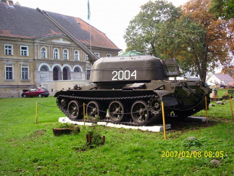 Lebuser Militärmuseum in Drzonów, Polen K800_d60