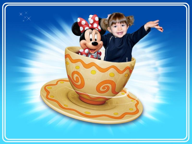 Affiches pour le baptême Mickey10