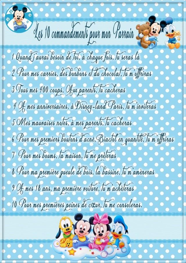 BAPTEME THEME MICKEY BABY Parrai11