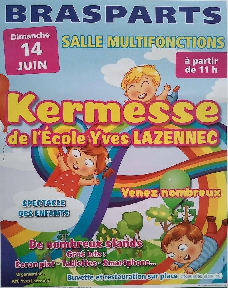 Kermesse de l'école le 14 juin à la salle multifonction Photo012