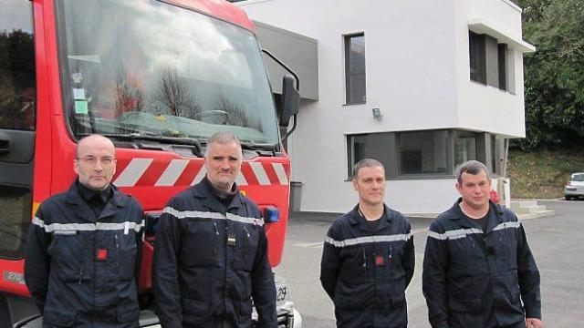 Une section jeunes sapeurs-pompiers à la rentrée prochaine  Une-se10
