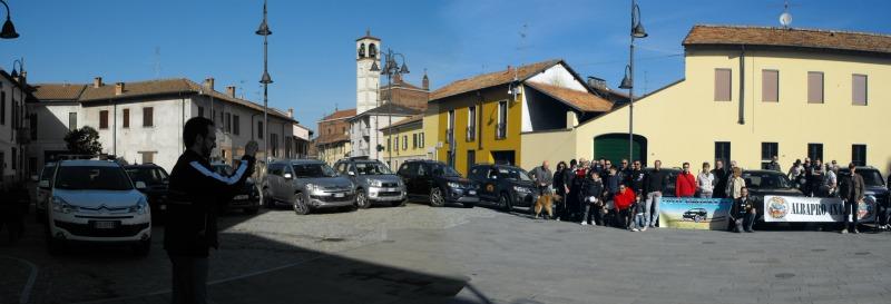 4° raduno off road Milano/Albairate 24 maggio  Dscf3010
