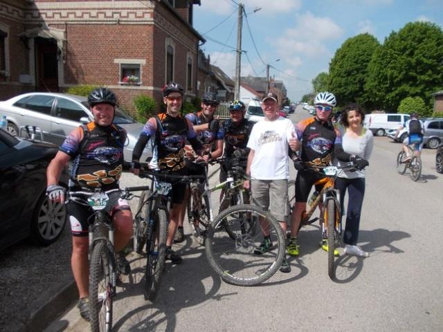 La Mesniloise 2015 à Mesnil-Bruntel ( 80 ) Vtt_me17