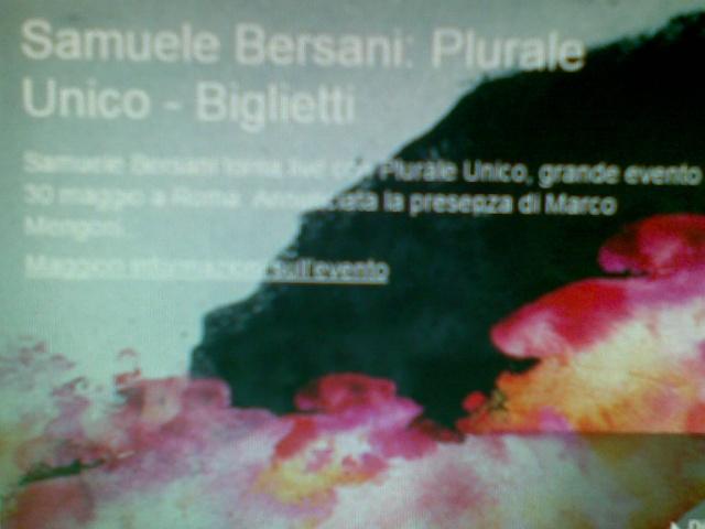 Mengonilive2015 - Cazzeggio...(tutto quello che volete dire su Marco Mengoni e non riuscite a tacere) - Pagina 35 26052010