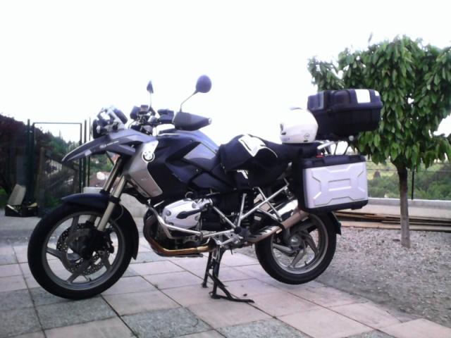 GS de Pascal Moto1110