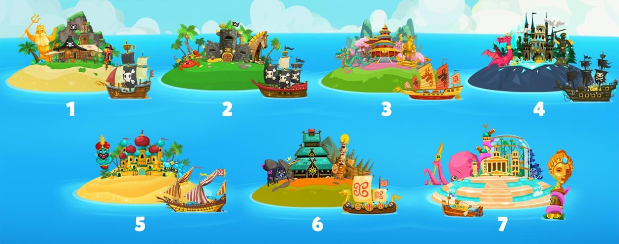 Phá đảo thế giới ảo cùng Pirate King 856010