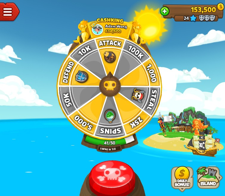 Phá đảo thế giới ảo cùng Pirate King Meo-ch10