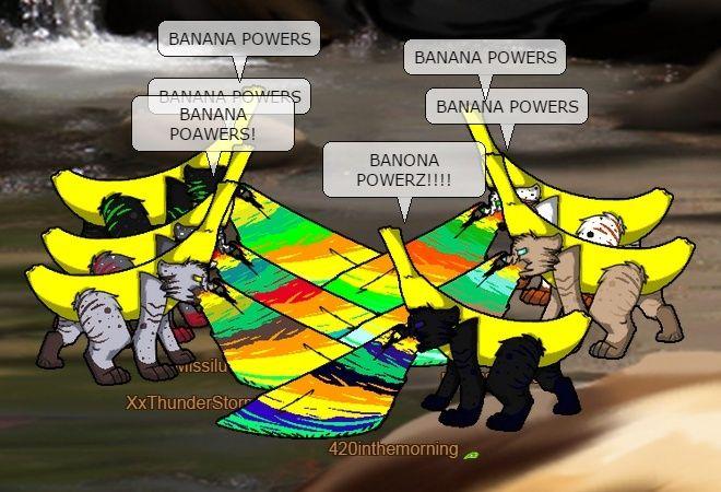 Banana Power! Banana10