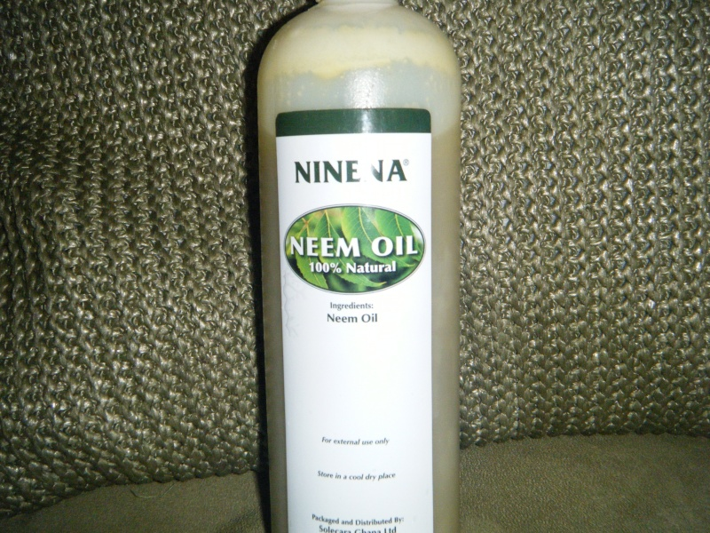 Is there a non-toxic way to deal with fleas? Neem_o10