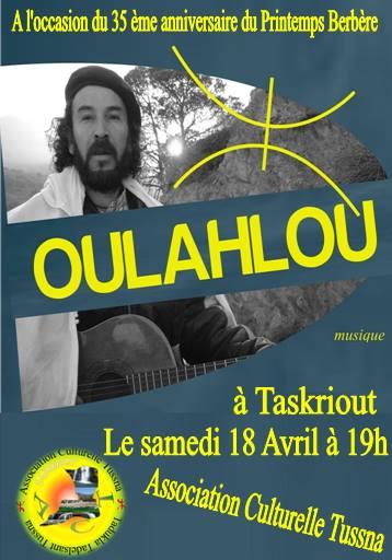 Oulahlou  à Taskriout le samedi 18 Avril 2015 Oulahl10