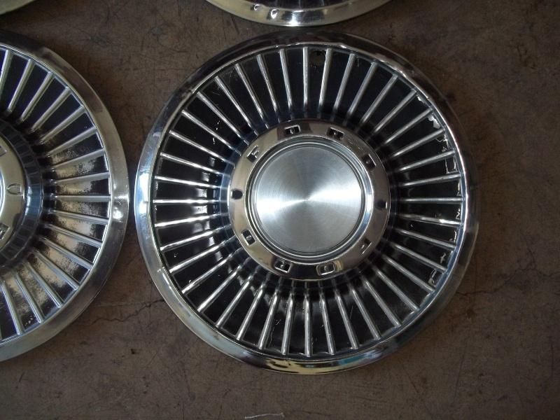 Caps de roues (enjoliveurs) pour Ford 1958 _5711