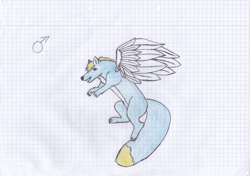 Galerie d'une Dragonne Fluffy.. Chrystal ♥ Img_2011