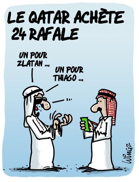 Actu en dessins de presse - Attention: Quelques minutes pour télécharger - Page 3 Qatar-10