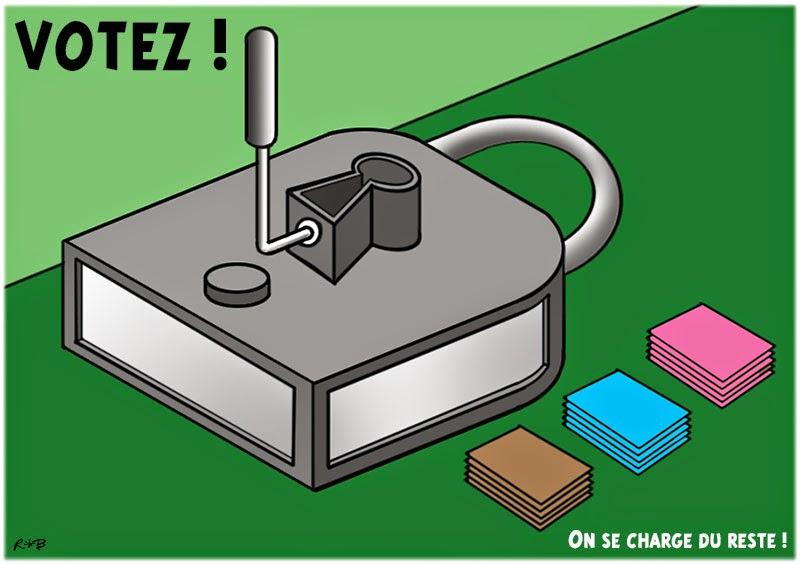 Actu en dessins de presse - Attention: Quelques minutes pour télécharger - Page 2 Urne-c10