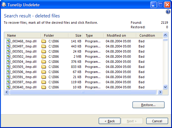 Some aspects of (secure) file deletion. Clipbo10
