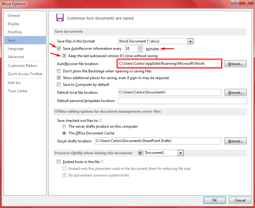 Some aspects of (secure) file deletion. Screen12