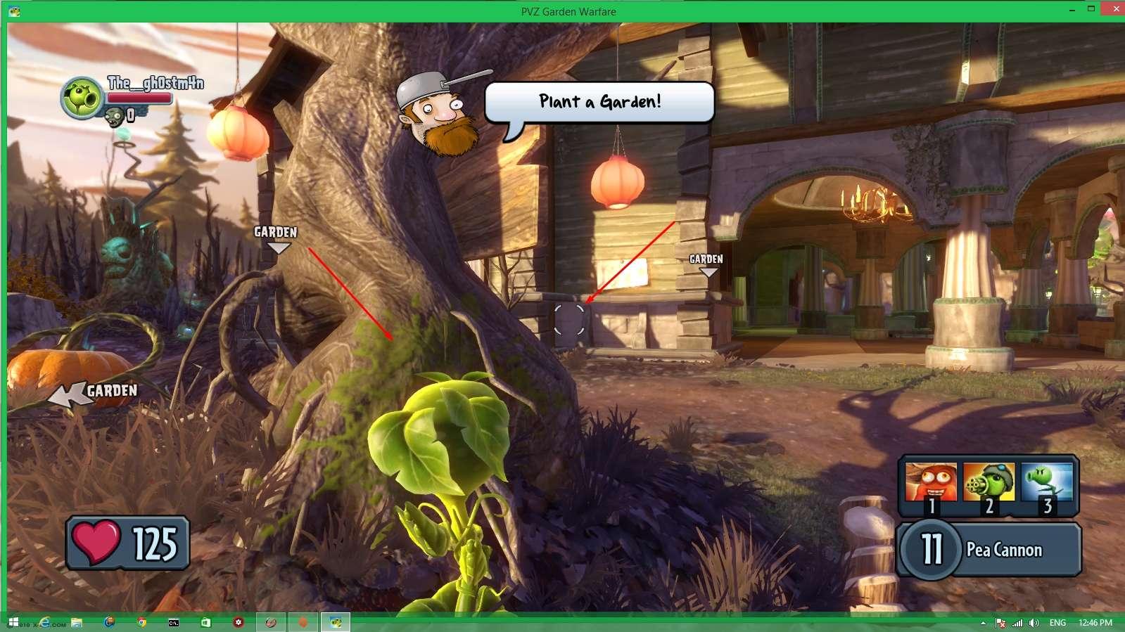 Plants vs. Zombies: Garden Warfare. Screen19