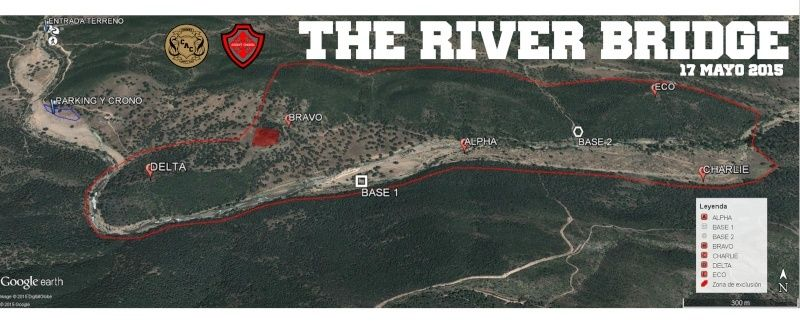 The River Bridge 17 mayo (interclub gratuita) Mapa_t10