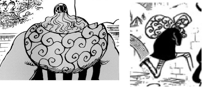 One Piece Kapitel 785: Selbst mit gebrochenen Beinen - Seite 6 Unbena10