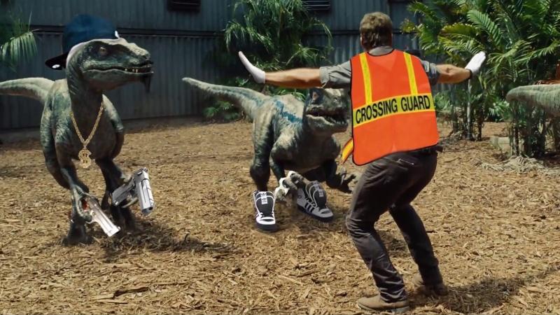 Jurassic World : les actualités  - Page 2 Jurass10