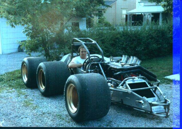 Strange and ugly and mostly unknown racing cars 18ww5o10