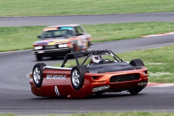 Strange and ugly and mostly unknown racing cars Screen10