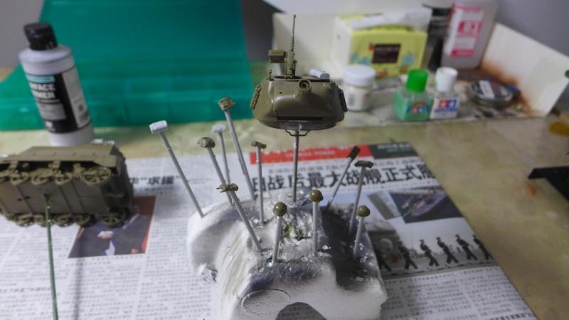 M8 Scott von Tamiya in 1:35 P1030649