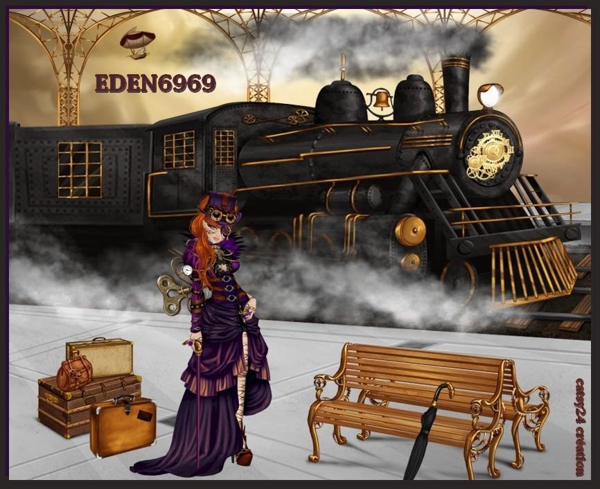 EDEN6969 en partance pour Steampunk Eden_c10