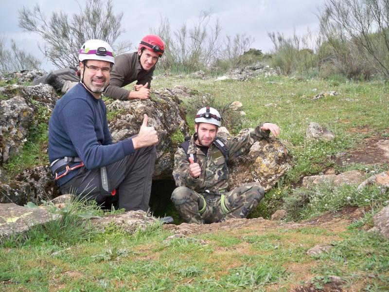 Espeleología: sábado 18 de abril 2015 - Cueva de la Bruja (Guadalajara) 005_cu10