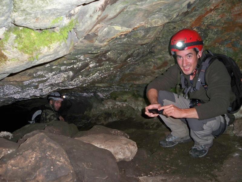 Espeleología: sábado 18 de abril 2015 - Cueva de la Bruja (Guadalajara) 008_co10