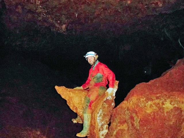 Espeleología: sábado 6 de junio 2015 - Cueva de las Majadillas (Guadalajara) Img_0010