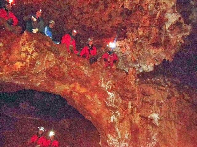 Espeleología: sábado 6 de junio 2015 - Cueva de las Majadillas (Guadalajara) Img_0011