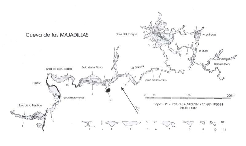 Espeleología: sábado 6 de junio 2015 - Cueva de las Majadillas (Guadalajara) Majadi10