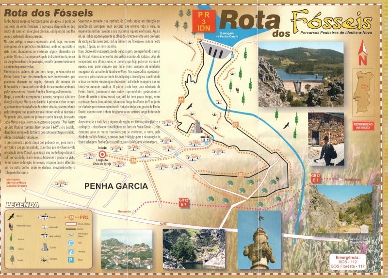 Escalada, psicobloc y senderismo: 26-28 de junio 2015 - Penha García (Portugal) Rota_d10