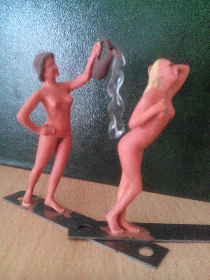 figurines femme de chez MB .1/35 11074710