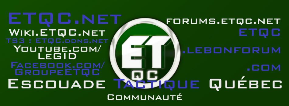 Forums ETQC