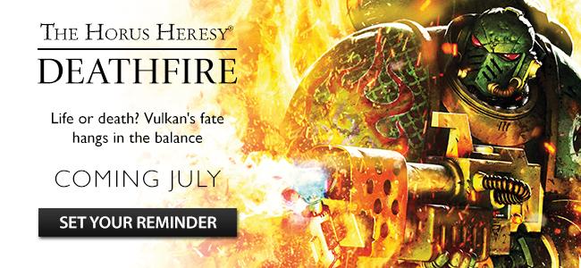 [Horus Heresy] Deathfire de Nick Kyme 06-05-10