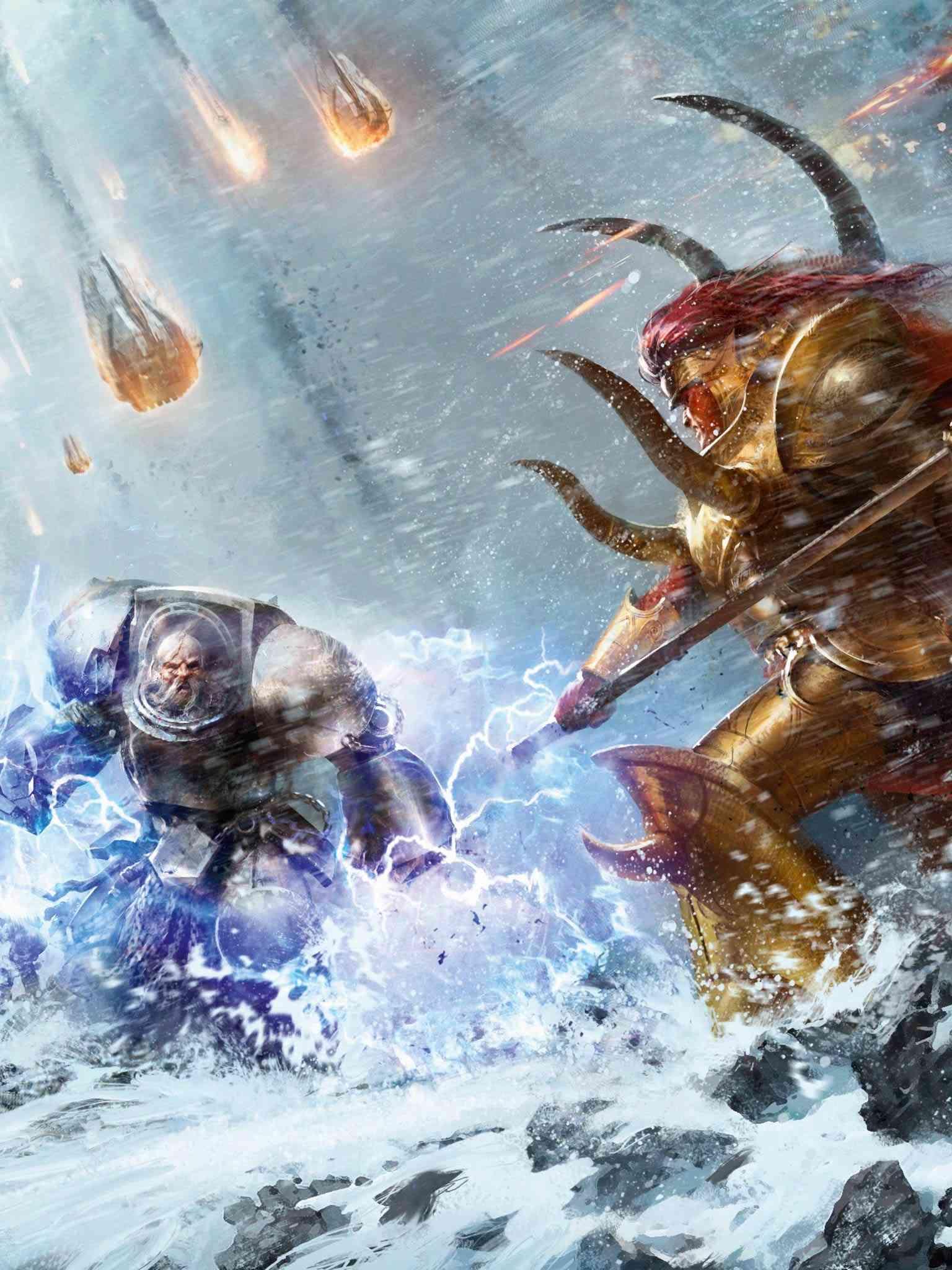 [Space Marine Battles] War of the Fang de Chris Wraight 110