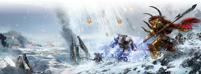 [Space Marine Battles] War of the Fang de Chris Wraight 14-01-10