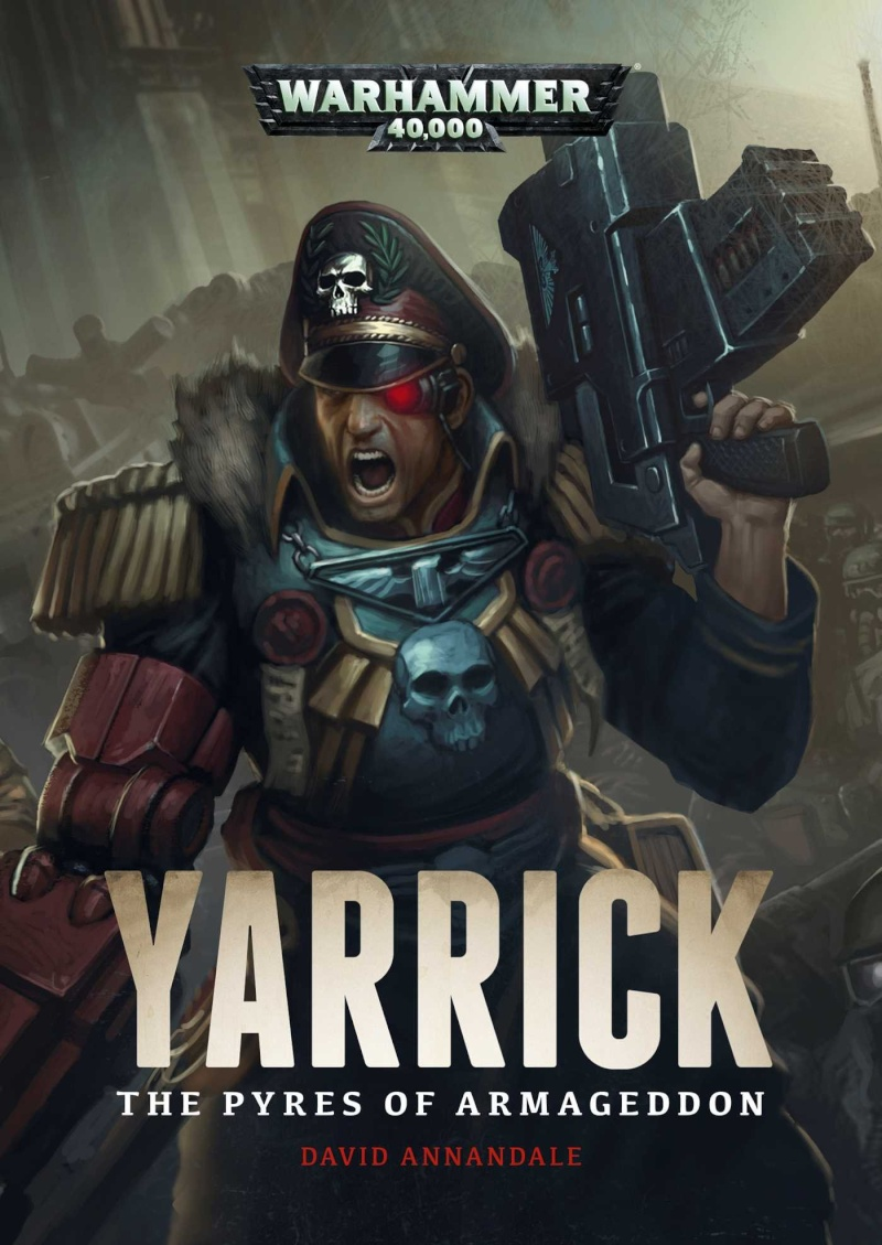 Yarrick: The Pyres of Armageddon de David Annandale 71z8d010