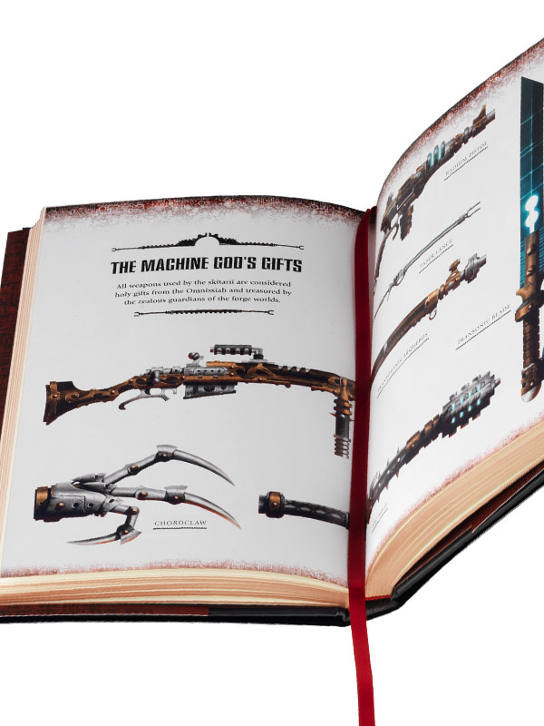 Adeptus Mechanicus: Skitarius de Rob Sanders Produc11