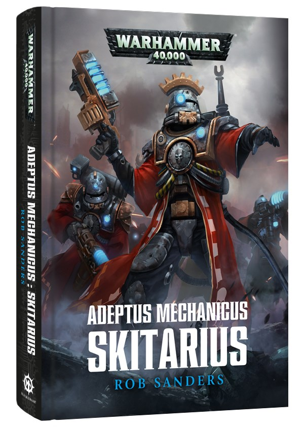 Adeptus Mechanicus: Skitarius de Rob Sanders Skitar10