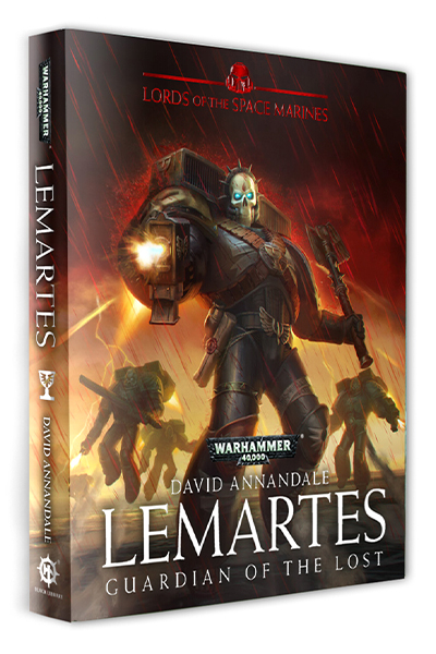 Lemartes: Guardian of the Lost de David Annandale Whoop-10