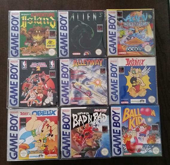 la gameboy collection FAH (Mise à jour photos des jeux en boite) - Page 7 20150457
