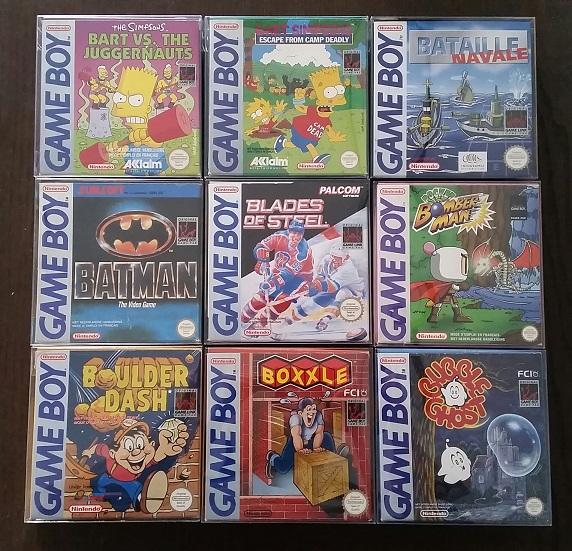 la gameboy collection FAH (Mise à jour photos des jeux en boite) - Page 7 20150458