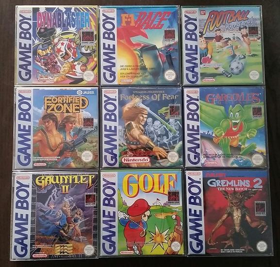la gameboy collection FAH (Mise à jour photos des jeux en boite) - Page 7 20150461